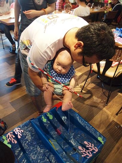 パパと赤ちゃん.JPG